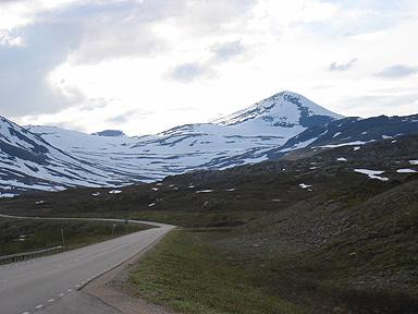 Alps 2008 - Bierdacokka from Silvervägen