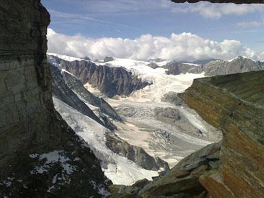 Alps 2008 - View above col del Leone