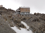 2011-08 Mont Blanc - the Tete Rousse hut