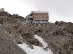 2011-08 Mont Blanc - the Tete Rousse hut