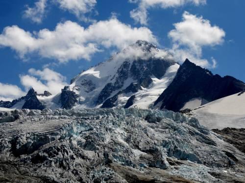 Arête Forbes / Aiguille du Chardonnet 3,824 m